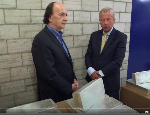Jim Rickards en Egon Von Greyerz bespreken goud op 10.000 dollar