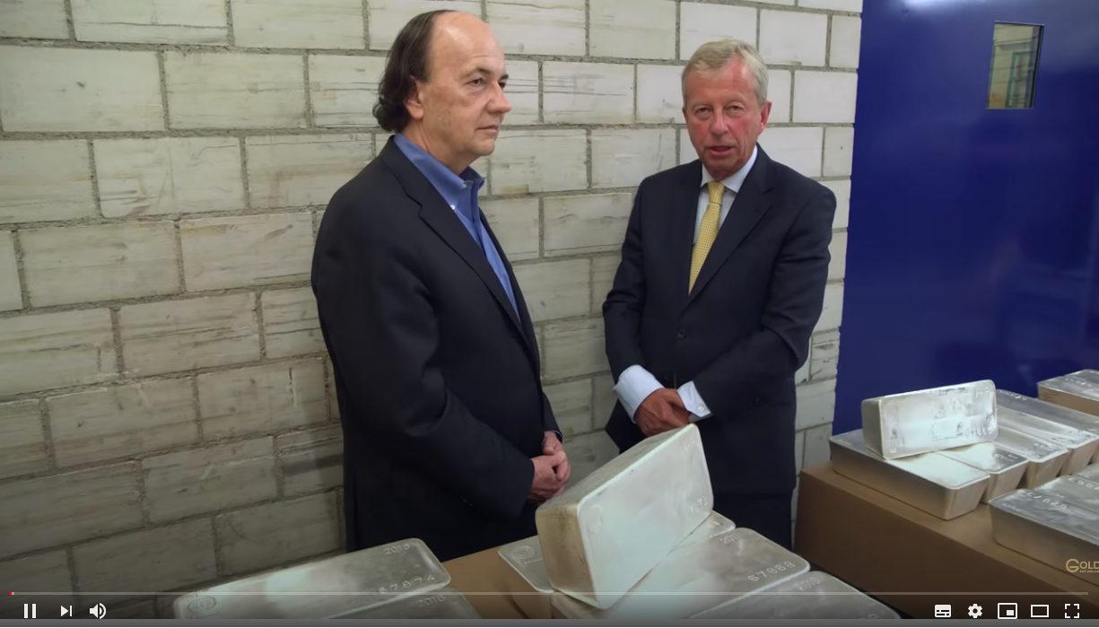 Jim Rickards en Egon von Greyerz bespreken de toekomstige goudkoers en meer....