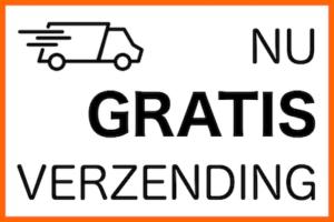 Het is weer tijd voor 'gratis verzending' bij MuntenBaren.nl