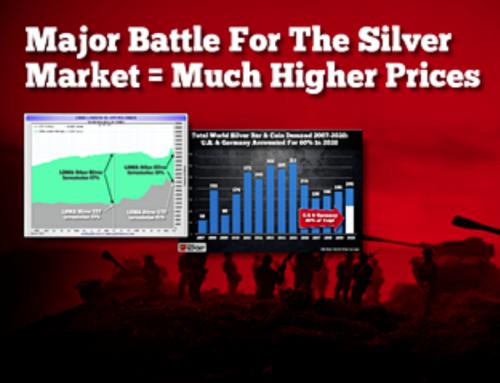 Grote strijd om de zilvermarkt: leidt tot veel hogere prijzen